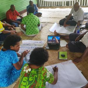 Community representatives identify critical gaps and needs in biodiversity conservation.jpg