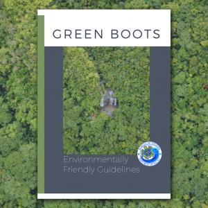 Green Boots is Finally Here (Palau)